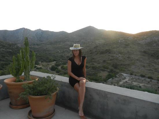 Cases de Son Barbassa : En la terraza - View from our terrace