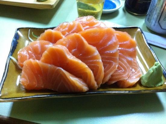 Wasabi Tei Japanese Cuisine: big delicious