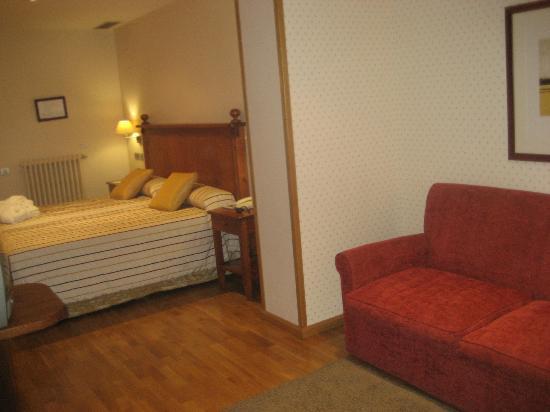 Hotel Villa Virginia: Habitación standar