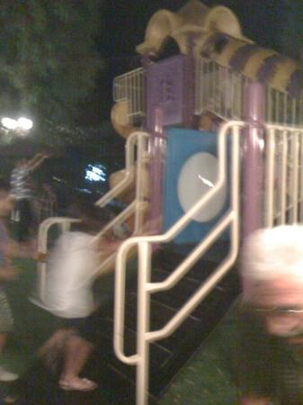Corissia Beach Hotel: playground