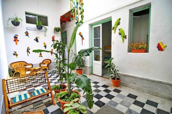 Habitaci n compartida 4 camas picture of los jardines Hotel jardines de babilonia