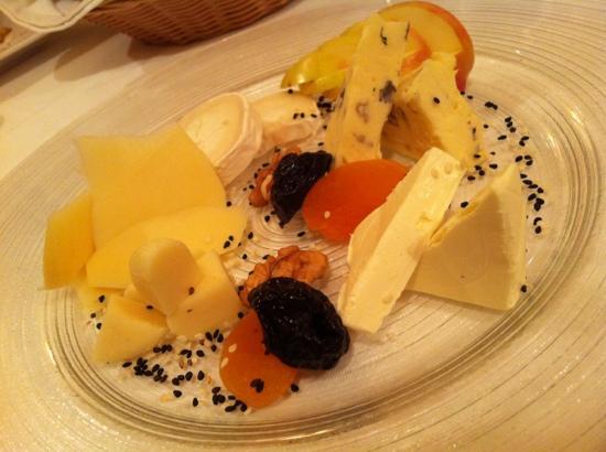 Sopron, Ungarn: I formaggi