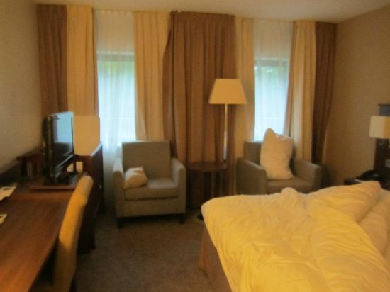 Bilderberg Garden Hotel: The room had windows that opened for a nice breeze
