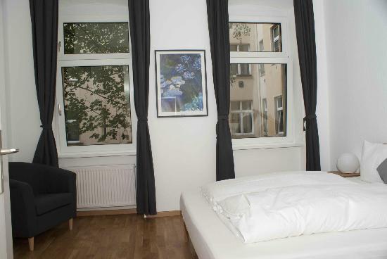 B! Apartments: Habitación