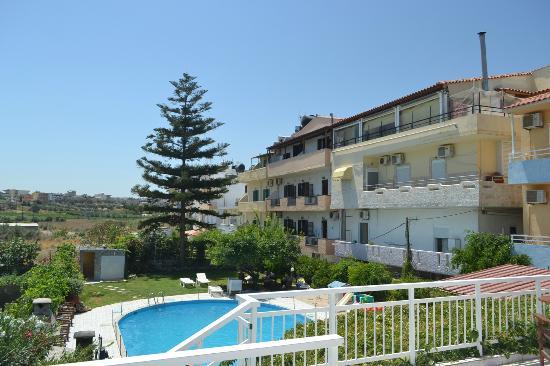 Roxani Hotel: бассейн