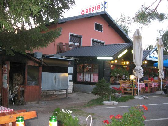 Korenica, Κροατία: Villa Velebita