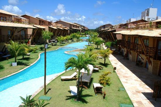 Praia Bonita Resort & Convention: Area lazer