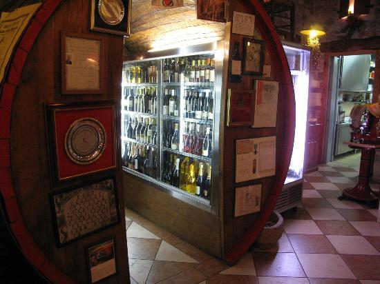 Al Cardellino : Interno del ristorante