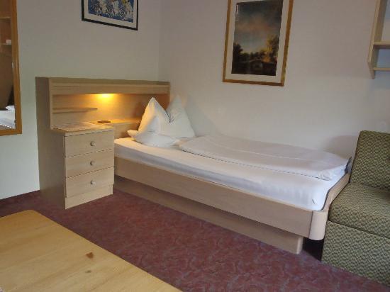 Hotel Alpenroyal: la camera