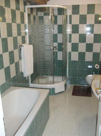 Angel's Place Vienna: Bathroom