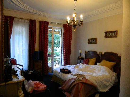 Hotel de Latour Maubourg: Habitación 11