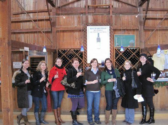 North Fork Wine Tours: Winter Wine Tasting Long Island North Fork