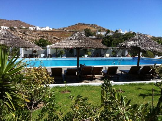 Aphrodite Beach Resort: piscina