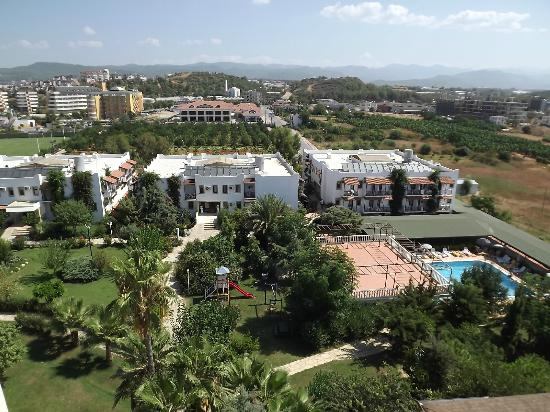 Kosdere Club Hotel: the quiet side close to the beach