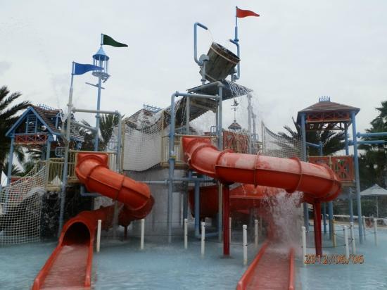 Waterpark...