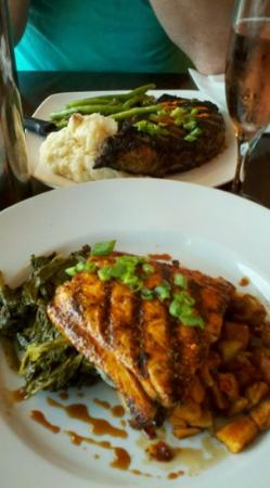 The Bistro at Just Baked: Delicious!!!