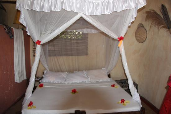 Evergreen Bungalows: chambre