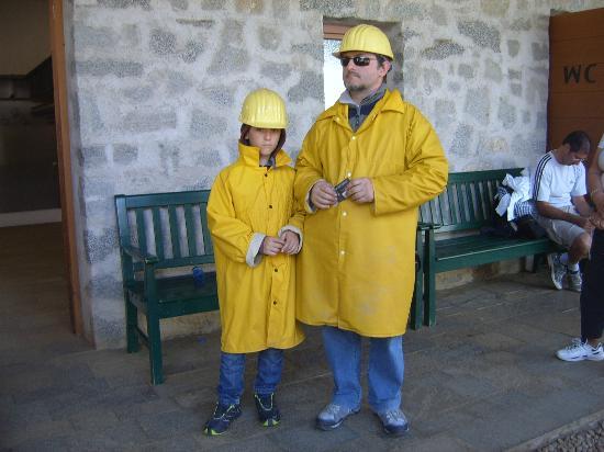 Rodelbahn: vestizione per la miniera