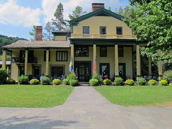 Glen Iris Inn: The Glen Iris