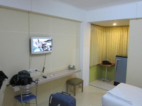 Kriss Residence: hotelroom