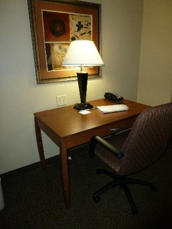 Holiday Inn Express Hotel & Suites Lewisburg: The desk