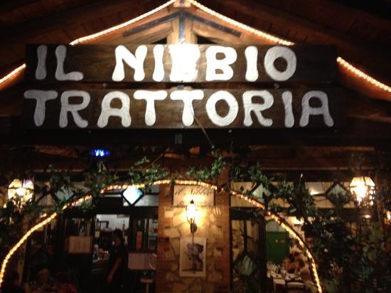 Montemerano, Italie : entrata
