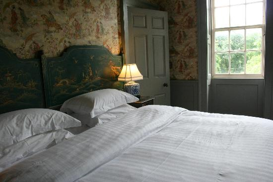 Lea Hall: Bedroom