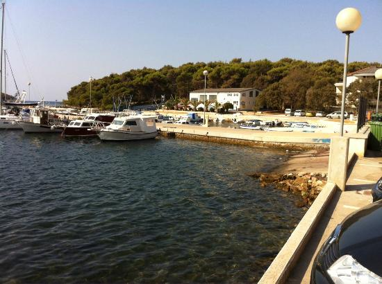 Aparthotel del Mar: Il mare...