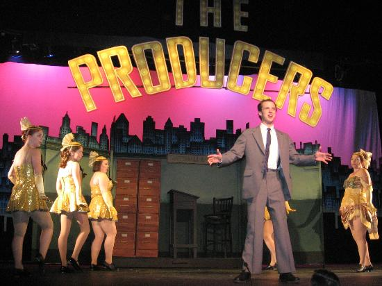 Haywood Arts Regional Theater: THE PRODUCERS