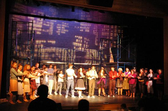 Waynesville, Kuzey Carolina: WEST SIDE STORY