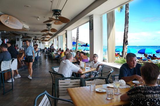 Shore Bird Restaurant Beach Bar