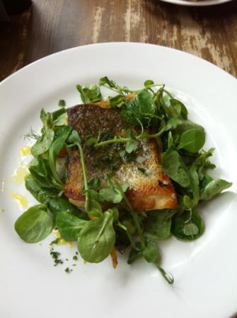 The Roebuck, Chiswick : cod fillet
