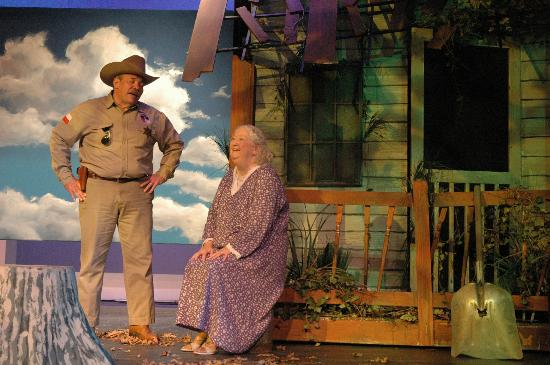 Haywood Arts Regional Theater: TRIP TO BOUNTIFUL