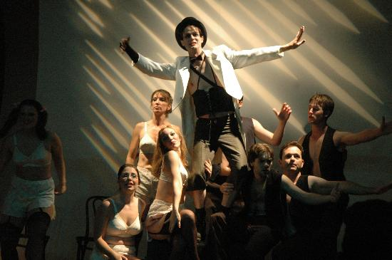 Haywood Arts Regional Theater: CABARET
