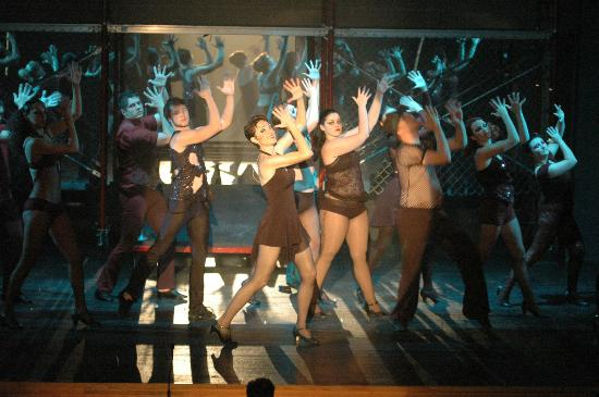 Haywood Arts Regional Theater: CHICAGO