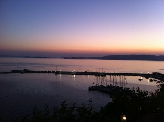 Hotel Selenunda: vista spettacolare al tramonto