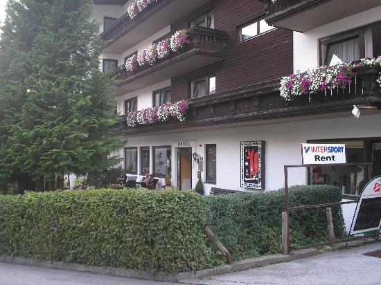 Sportresort Hohe Salve: front entrance