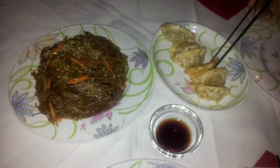 Kims Restaurant: Vorspeise