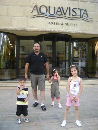 Aqua Vista Hotel & Suites: ممتاز