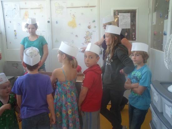 John Bull Rock Factory: Making Chocolate Lollies