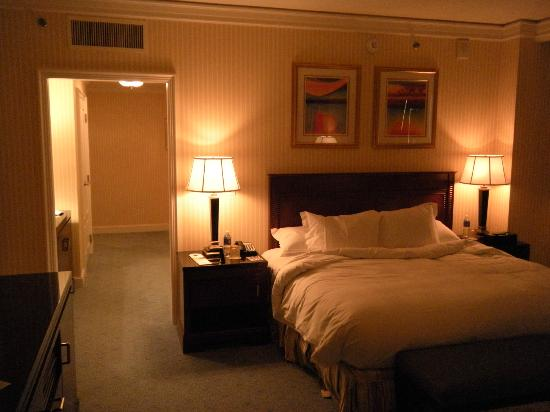 The Ritz-Carlton, Dallas : Bed