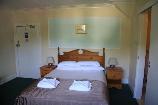 Cuilfail Hotel: habitacion