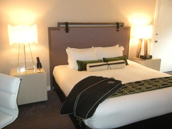 Kimpton Hotel Palomar Philadelphia: Comfy bed