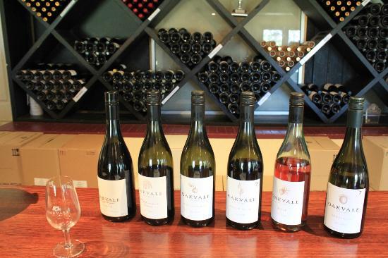 Oakvale Wines - Wine tasting