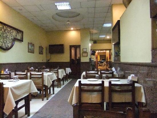 El Masry: Gastraum