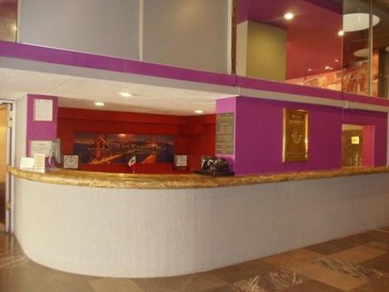San Francisco Hotel : Lobby