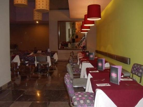 San Francisco Hotel: Restaurante