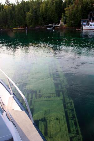 Blue Heron Cruises: Shipwrecks