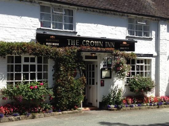 The Crown Inn: July 2012