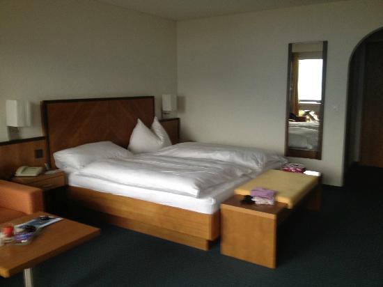 Hotel Gerbi: Bedroom
